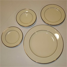 China - Plate - 6'' Bread & Butter