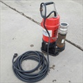 "Pump - Trash Submersible 2"" - 80 GPM - Electric"