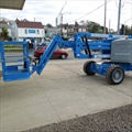 Lift - Boom 45' Articulating 4WD Gas/Propane